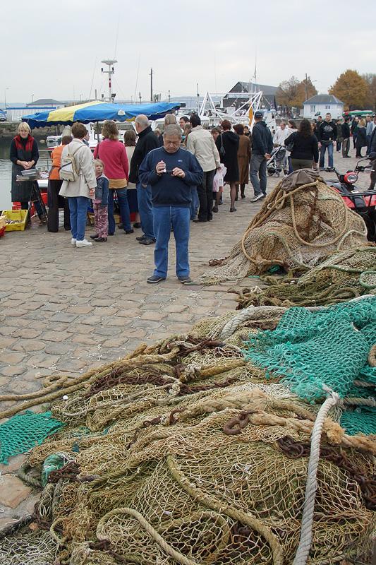 Рыбный порт, Онфлёр