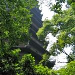 Пагода шести гармоний (Люхэта) в Ханчжоу