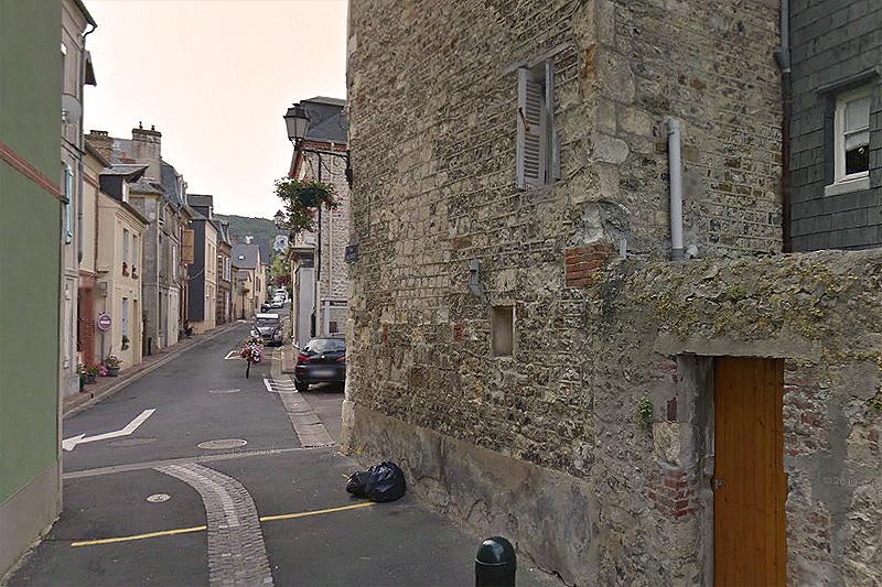Виллервиль, Нормандия