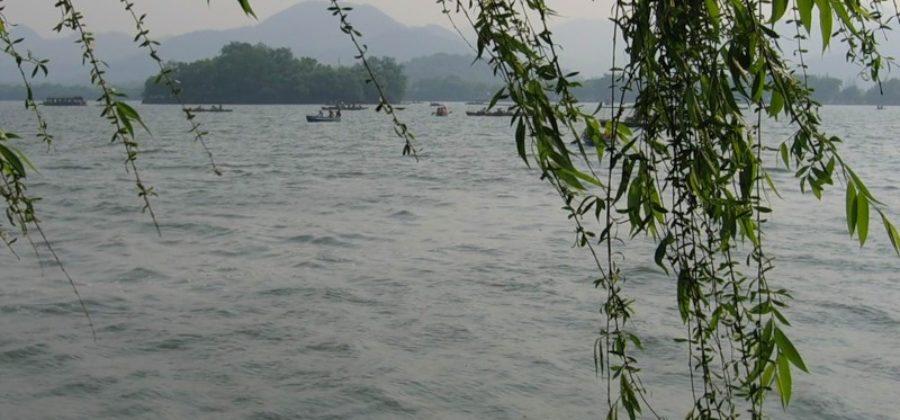 Легенда о рождении озера Сиху