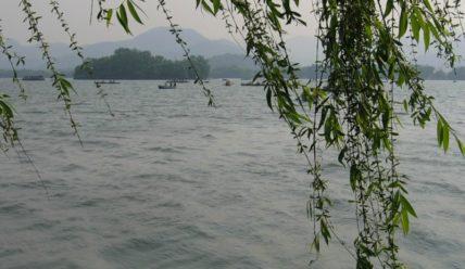 Озера Китая