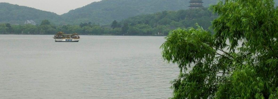 Озеро Сиху — жемчужина Ханчжоу