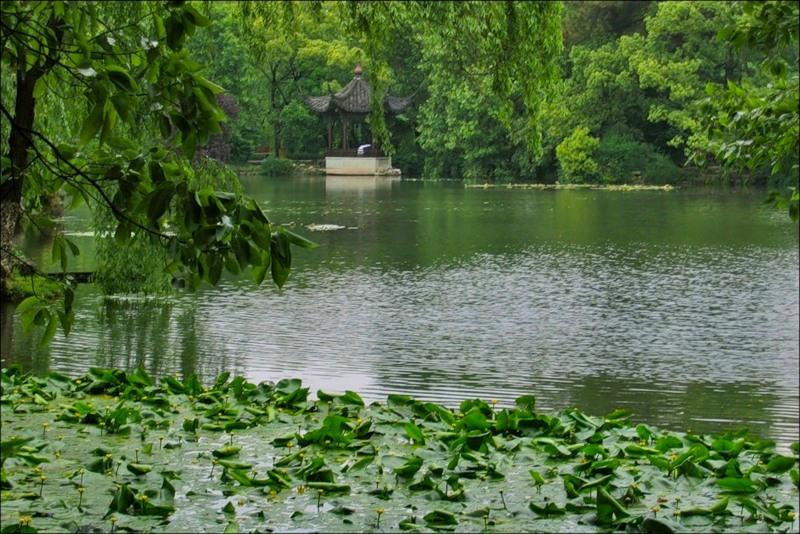 озеро Сиху, Ханчжоу