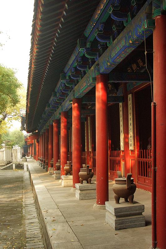 Монастырь Дунъюэ, Пекин