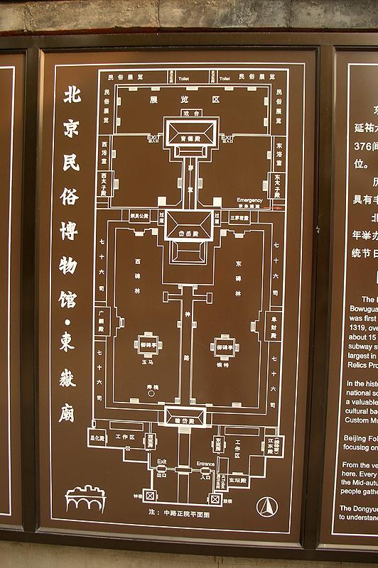 Дунъюэмяо, храм Восточного пика, Пекин