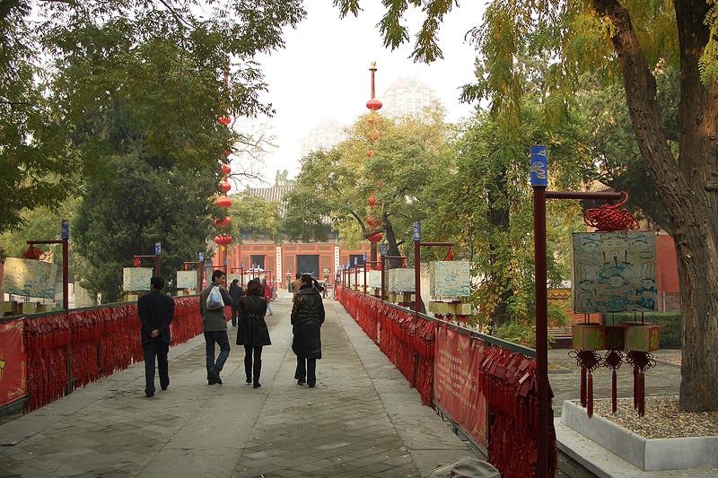 Храм Дунъюэ, Пекин