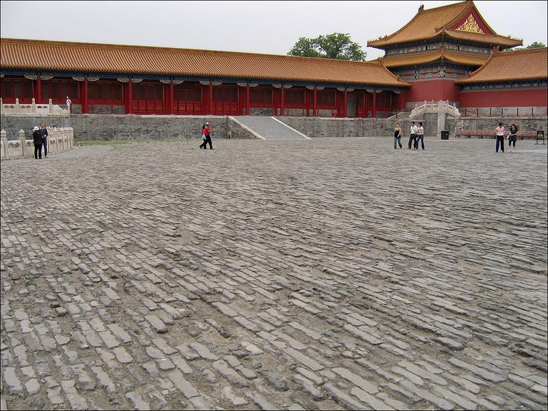 Площадь, Гугун, Пекин