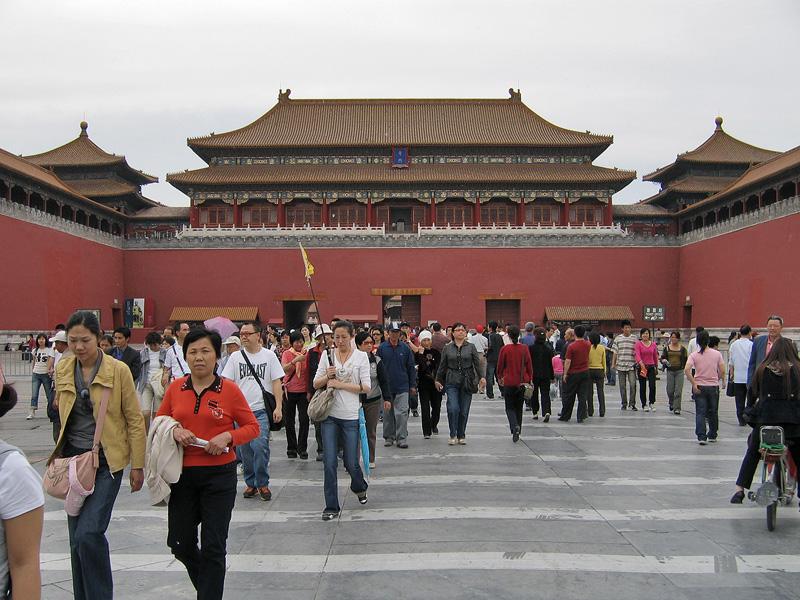 Ворота Умэнь, Пекин