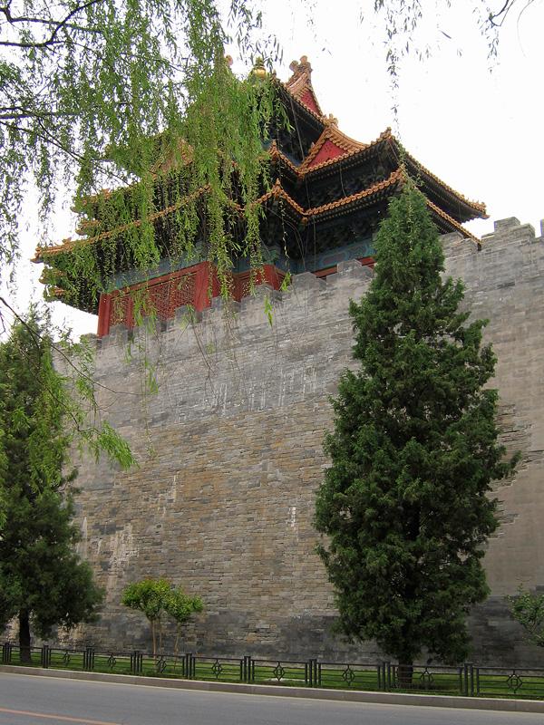 Сторожевая башня, Гугун, Запретный город, Пекин