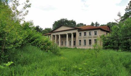 Усадьба Никольское-Обольяниново в Московской области