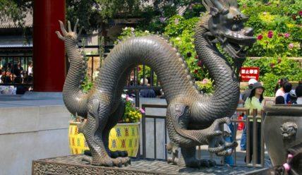 Китайский дракон — могущественный символ Китая