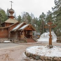 Храм Смоленской иконы Божией Матери в Дубне, Московская область
