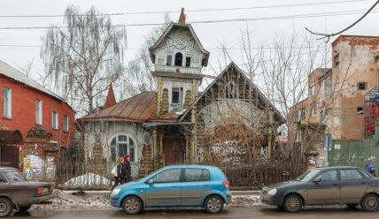 Кимры: город гибнущего модерна
