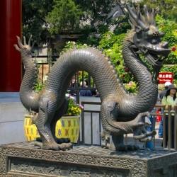 дракон, Ихэюань