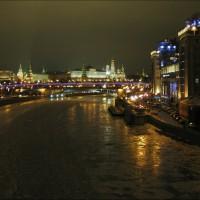 Фотопрогулка по вечерней Москве
