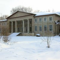 Зимняя поездка в Никольское-Обольяниново (Подъячево)