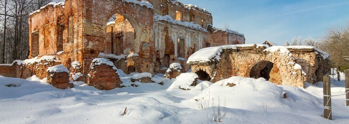 Зимняя поездка в Ольгово и надежды на возрождение усадьбы