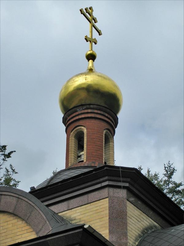 Часовня благоверного князя Игоря Черниговского