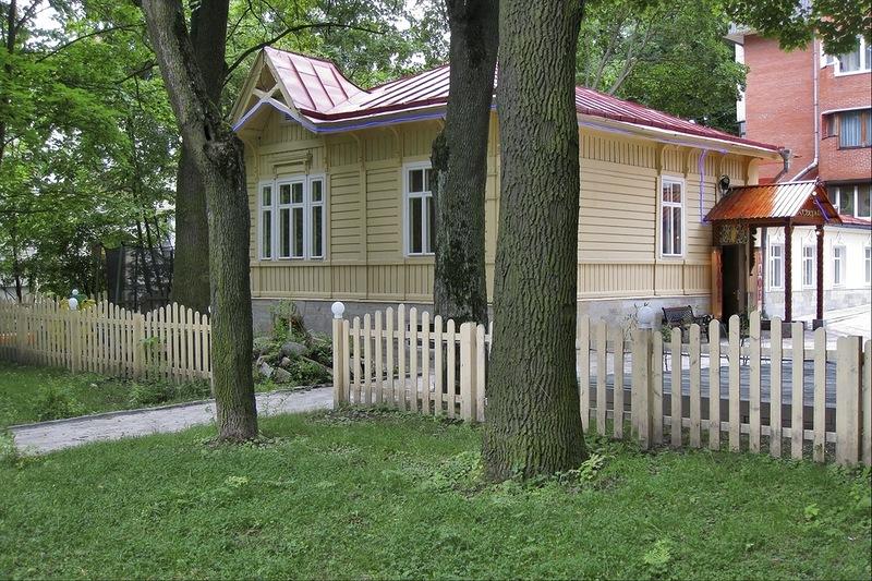 Усадьба Багратиона, Пушкин