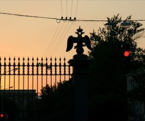 Московские (Фридентальские) ворота, Пушкин