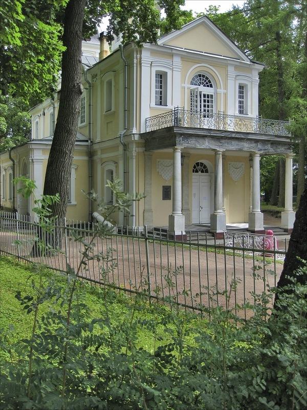 Знаменская церковь, Пушкин