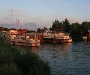 корабли, Иваньковское водохранилище