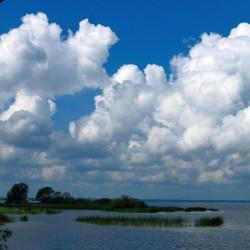 Облака, Иваньковское водохранилище