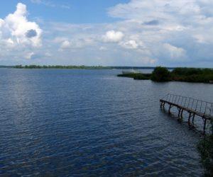 Шошенский плес, Иваньковское водохранилище