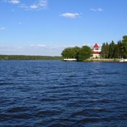 База отдыха, Иваньковское водохранилище