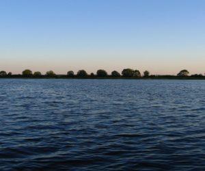 Остров, Волга