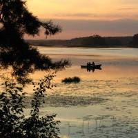 Иваньковское водохранилище (Верхняя Волга)