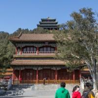 История и достопримечательности парка Цзиншань в Пекине