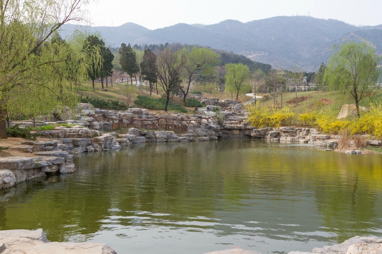 Парк Сишань, Пекин