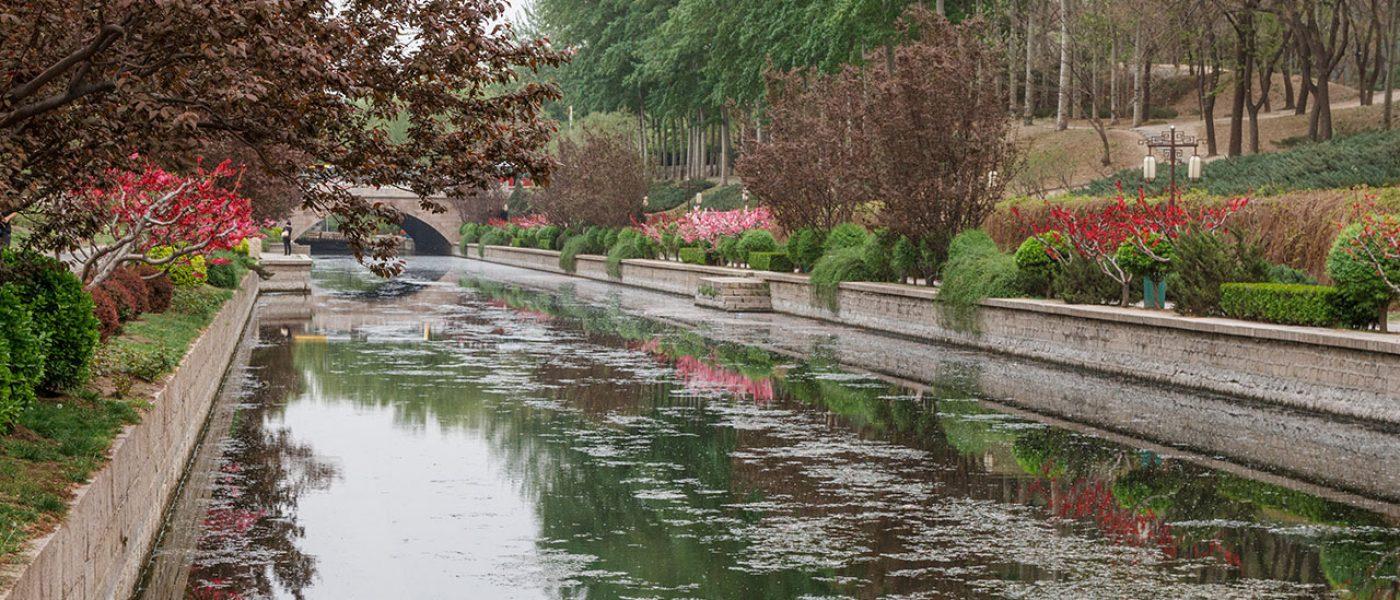 Парк руин городской стены Даду (парк стены династии Юань)
