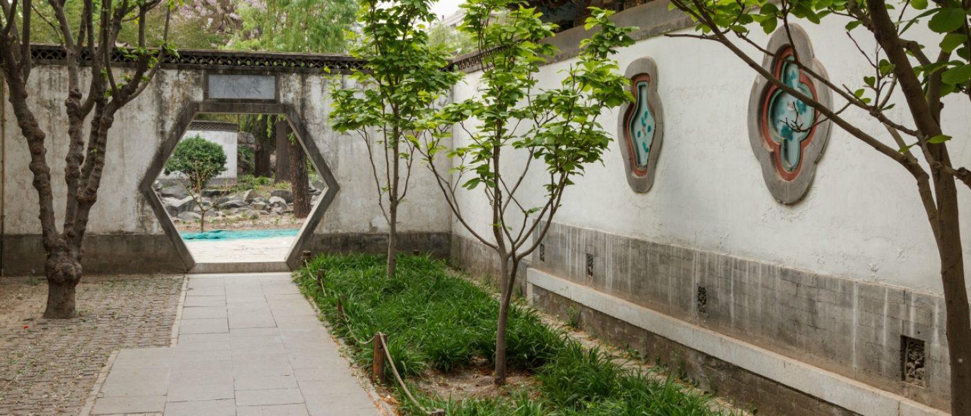 Мир романа «Сон в красном тереме» в пекинском парке Дагуаньюань