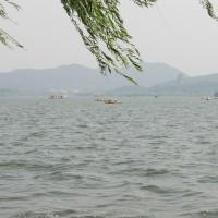 Пагода Лэйфэн в Ханчжоу
