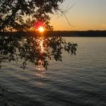 Вечер на Пяловском водохранилище: в поисках лучшего пляжа