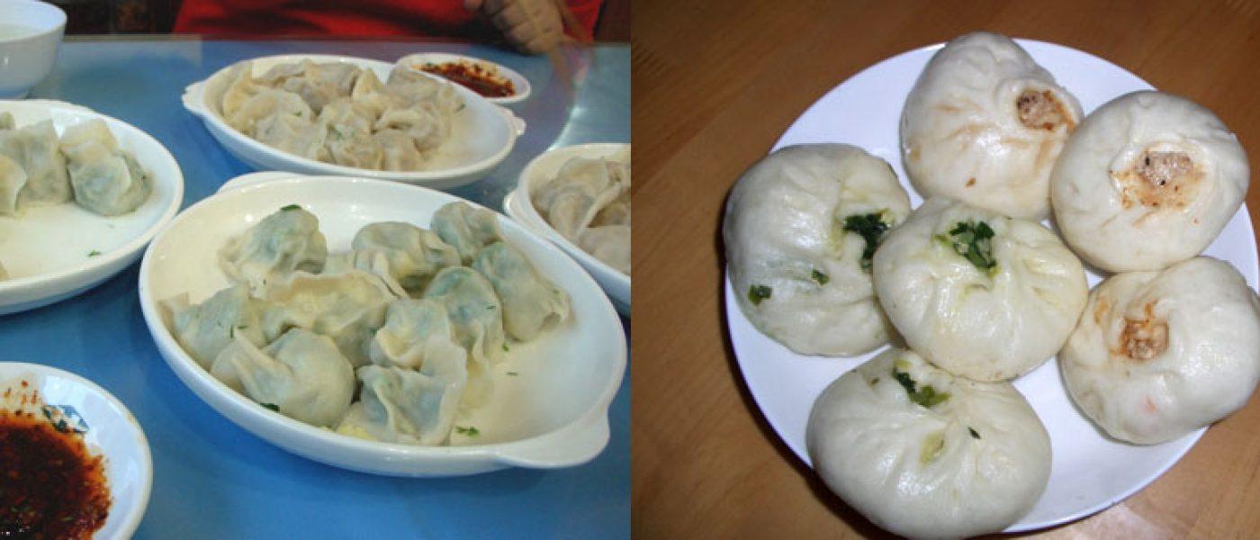 Цзяо-цзы, бао-цзы, шаомай, или пельмени по-китайски