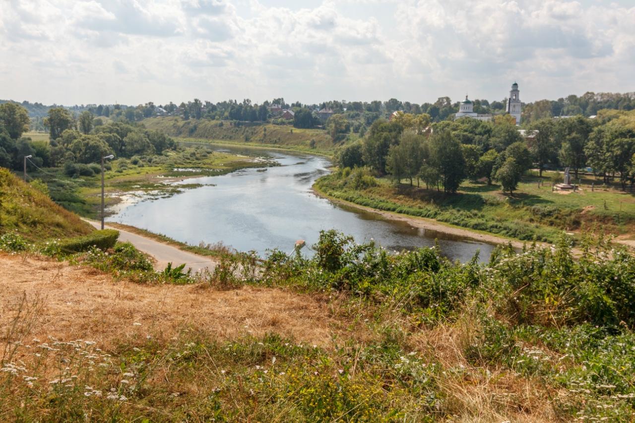 Город Ржев и его главные достопримечательности с описанием и фото