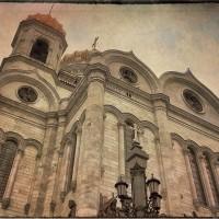 Фотографии Москвы в стиле ретро