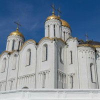 Завтрак во Владимире. Прогулка по городу