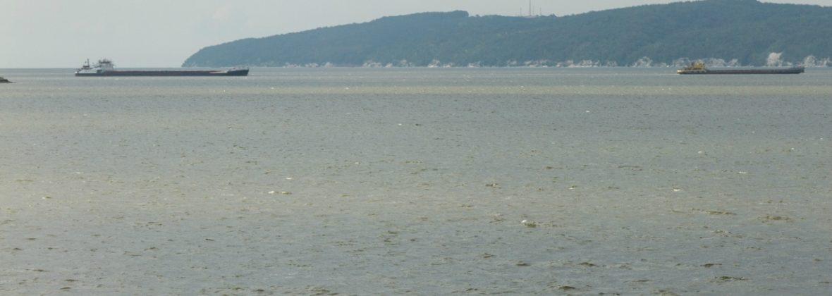 Из Казани в Самару: Куйбышевское водохранилище и Кама