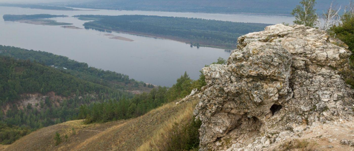 Жигулевские горы, гора Стрельная, село Ширяево