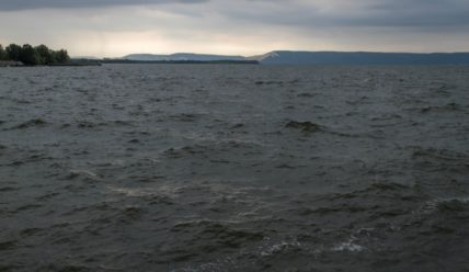 Тольятти и панорамы Куйбышевского водохранилища