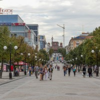 Московская улица, набережная Суры и другие достопримечательности Пензы