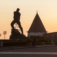 Дорога из Нижнего Новгорода в Казань и первые впечатления от столицы Татарстана