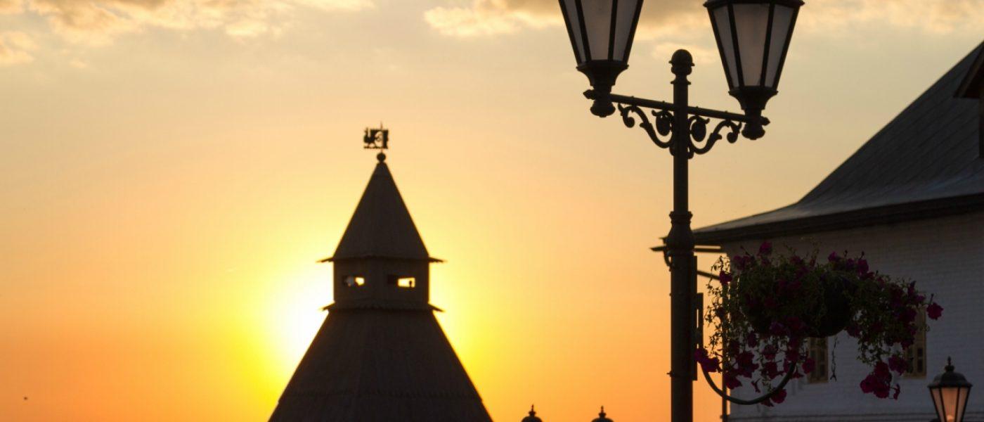 История и достопримечательности Казанского кремля. Панорамы города со смотровой площадки
