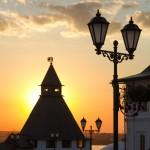 Казань за 20 часов. Часть II — Казанский кремль и панорамы города