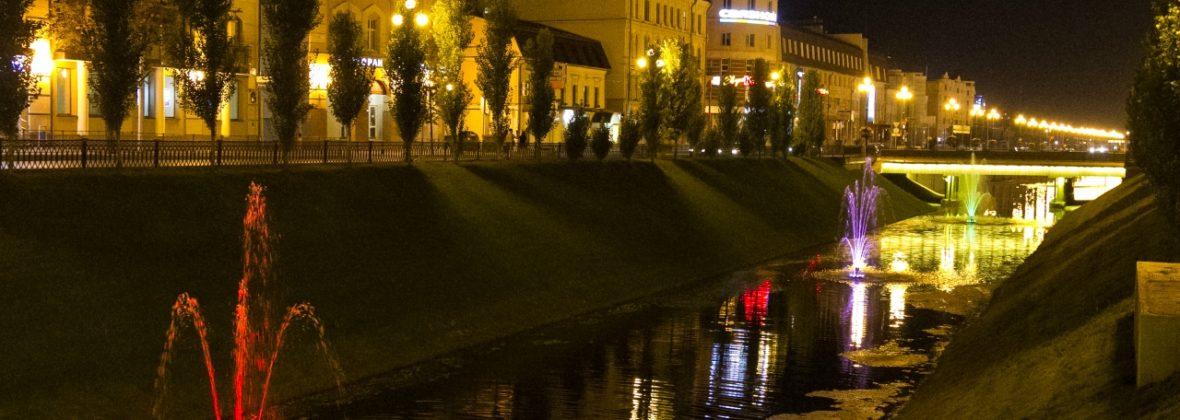 Казань, часть III: вечерняя Казань