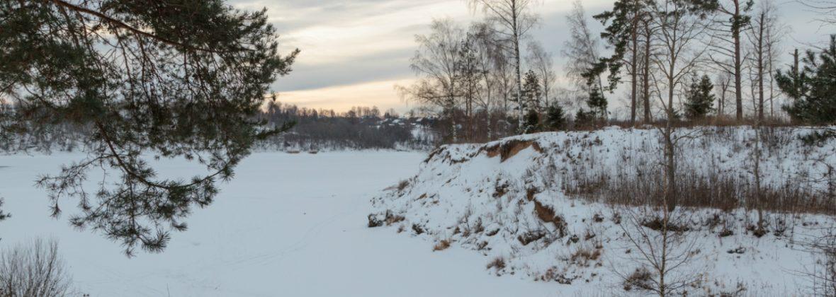 Зимняя поездка за отдыхом и здоровьем, часть 3: Демино и Рыбинск